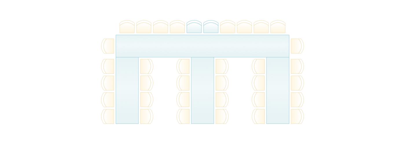 Hochzeit Sitzplan: E-Form