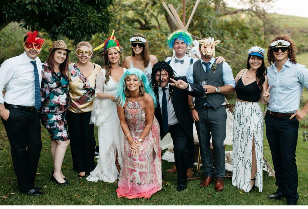 Motto-Party als Hochzeitsprogramm
